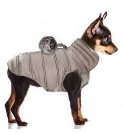 manteau-pour-chien-impermeable-taupe