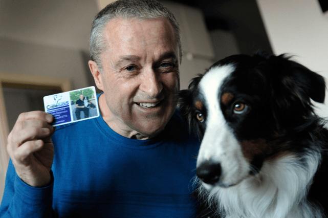 le chien d 39 assistance un ami pr cieux blog canin. Black Bedroom Furniture Sets. Home Design Ideas
