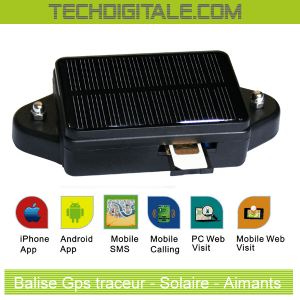 gps solaire