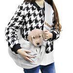 sac bandoulière de transport pour chien