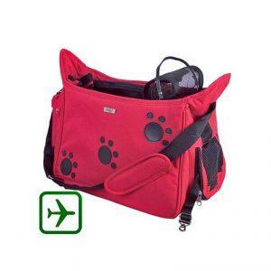 sac de transport pour petit chien pour voyager en avion