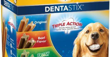 friandises pour chien dentaxstix pedigree