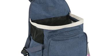sac de transport ventral pour chien