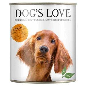 Dog's love sans céréales