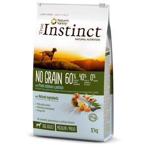 True Instinct croquettes chien sans céréales